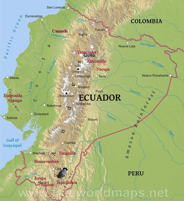 ecuador-map-jocotoco reserves